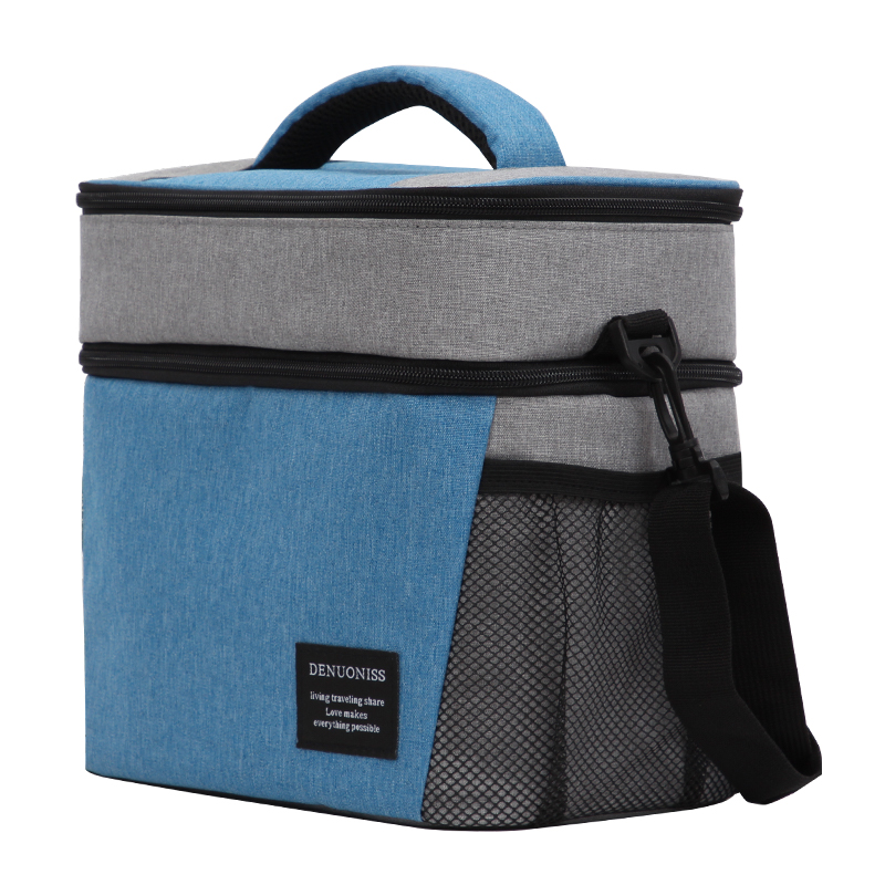 Pack, Cooler, Food, Fresh, Insulated, Oxford