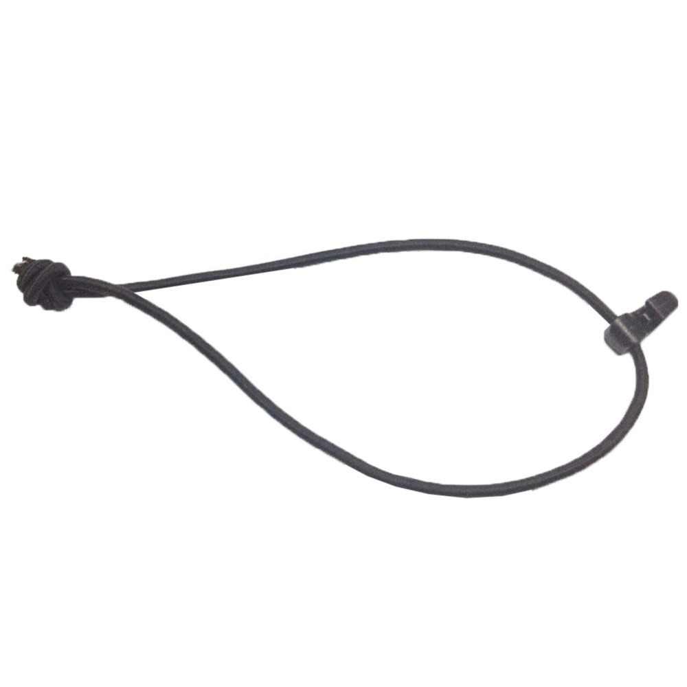 新 2 個弾性バックルロープ高品質のバックパックエネルギースト屋外キャンプツール弾性バンジーショックコード縛ら #275186