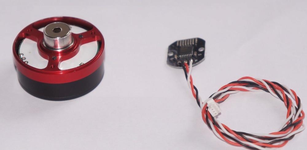 цена на GB2804 gimbal motor with AS5048a encorder for alexmos basecam 32bit gimbal controller