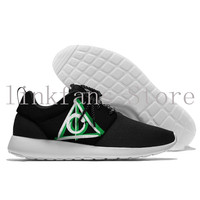 2018 Running Shoes For Women and man Comfortable Breathable Sports Tennis Harry Potter and the Deathly Hallows Sneaker
