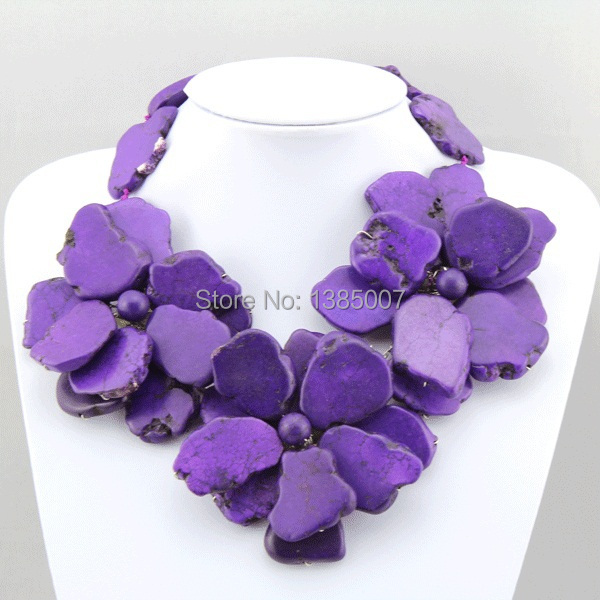 New Style Fashion Purple Flower beautiful Necklace Party Necklace Bridesmaid Necklace beautiful Beads Necklace diana giddon unequaled tips for building a successful career through emotional intelligence