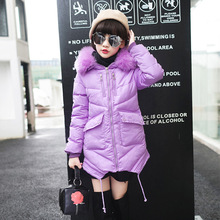 Boys Winter Jacket New Arrival Acetate Casual Dobby Kids Winter Coat Jacket 2016 New Large Children