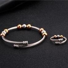 Роскошные брендовые браслеты из звеньев цепи для девушек и женщин