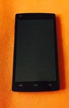 Pantalla LCD Original usado + pantalla táctil + marco para Doogee X5 Max pro MTK6737 Quad sin núcleo