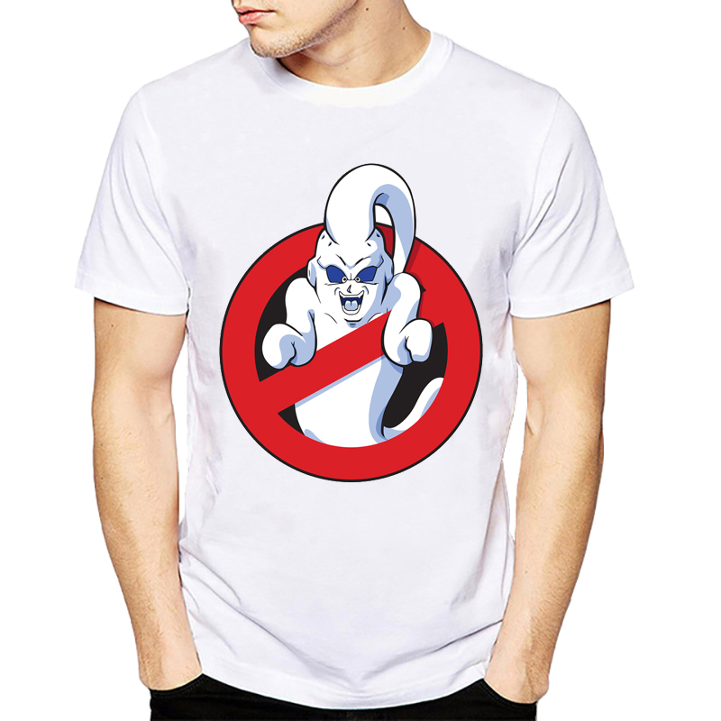 Inspired By Dragon Ball T-shirt Fashion Casual Novelty Cool Style Tshirt Men Printed Tee Kamikaze busters T Shirt Design