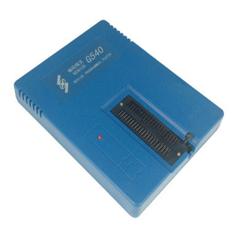 High Quality  GENIUS G540 EPROM MCU GAL PIC USB Universal Programmer  shipping by dhl 60 pcs genius g540 eprom mcu gal pic usb universal programmer