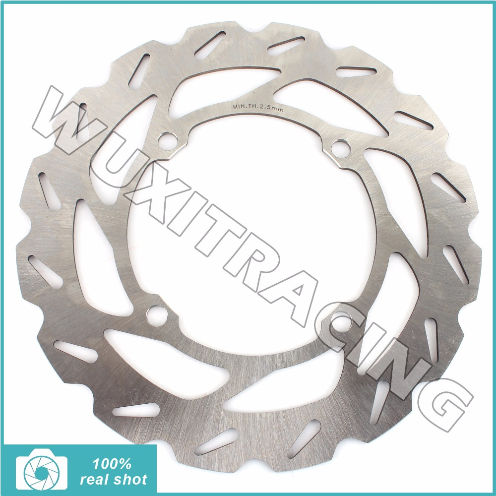 New 250mm Front Brake Disc Rotor for SUZUKI RMZ 250 450 RMZ250 RMZ450 05 06 07 08 09 10 11 12 13 2005-2013