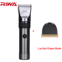 RIWA Professional Hair Trimmer X9 With Original Packaging Ceramic Blade Cutting Machine For Barber Lithium Battery Hair Cutter