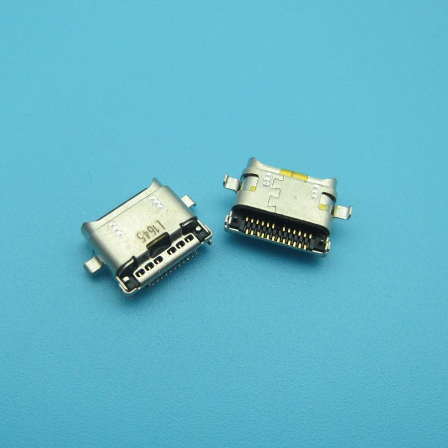 20 шт./лот Тип c мини микро Зарядка через usb Порты и разъёмы Разъем для huawei honor Note8 P9 плюс letv Pro3 X720 зарядное устройство разъем