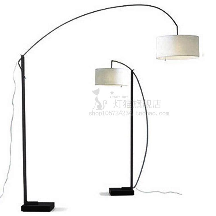 Fishing Floor Lamp Ikea Creative