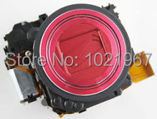 Camera Lens Focus Zoom Unit For Nikon Lens S6200 Assembly Repair Part No CCD Sensor Red(FREE SHIPPING+TRACKING CODE)