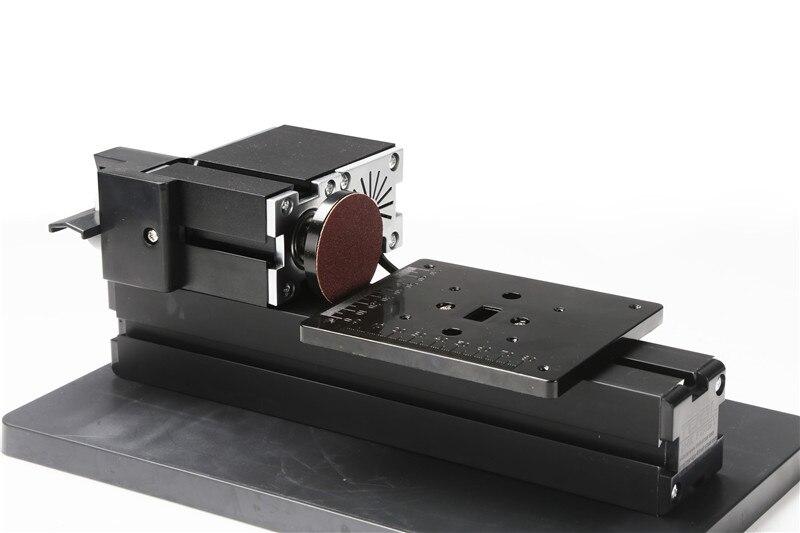 60 Вт гальванические мини металл шлифовальный станок 60 Вт, 12000 об./мин. гальваническим DIY Шлифовальные станки tz20006mp