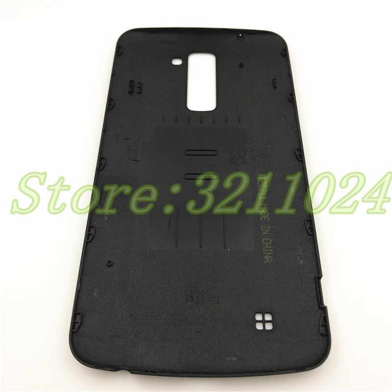 """5,3 """"Новый оригинальный для LG K10 2016 Батарея задняя крышка Корпус задняя дверь для LG K10 2016 Бесплатная доставка"""