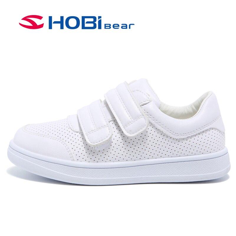 3507b81ca3f HOBIBEAR 2018 Παιδικά παπούτσια για κορίτσια Αγόρια αθλητικά ...