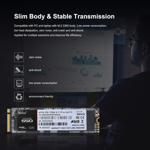 Image 5 - Netac N930E Pro M.2 2280 SSD NVMe PCIe Gen3 * 4 128GB 256GB 512 GB محرك أقراص الحالة الصلبة الداخلية 128 256 512 GB SSD قرص صلب