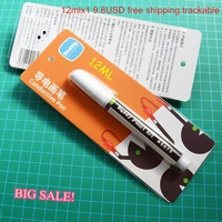Conductive Ink Pen Gold Electronic Circuit Draw Instantly Magical Pen Circuit DIY Maker Student Kids Education