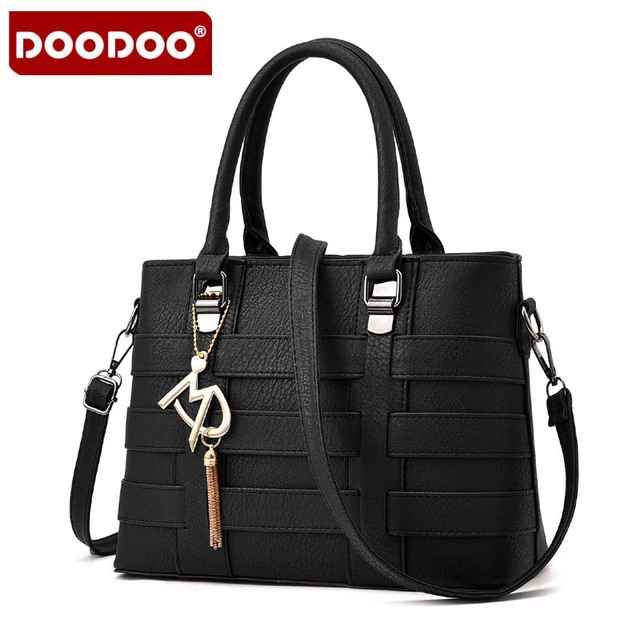 Doodoo Las Fashion Handbag 2017 New Trendy Bag Casual Shoulder Messenger High Quality