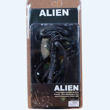 18 CM Original Figure NECA 7 Inch 1979 40th Alien Action Collections Model Toys Gifts