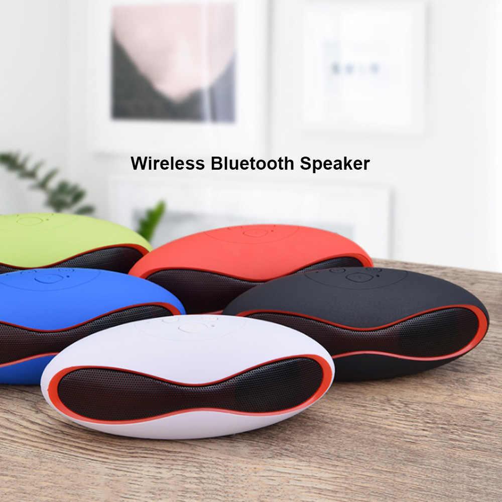 Mini Wireless Bluetooth Lautsprecher Tragbare 3D Sound System Stereo Musik Lautsprecher TF Super Bass Spalte Akustische System Umgebung