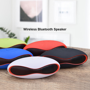 Image 2 - Stereo Draadloze Bluetooth Speaker Draagbare Mini 3D Geluid Systeem Muziek Luidspreker Tf Super Bass Kolom Akoestische Systeem Omliggende
