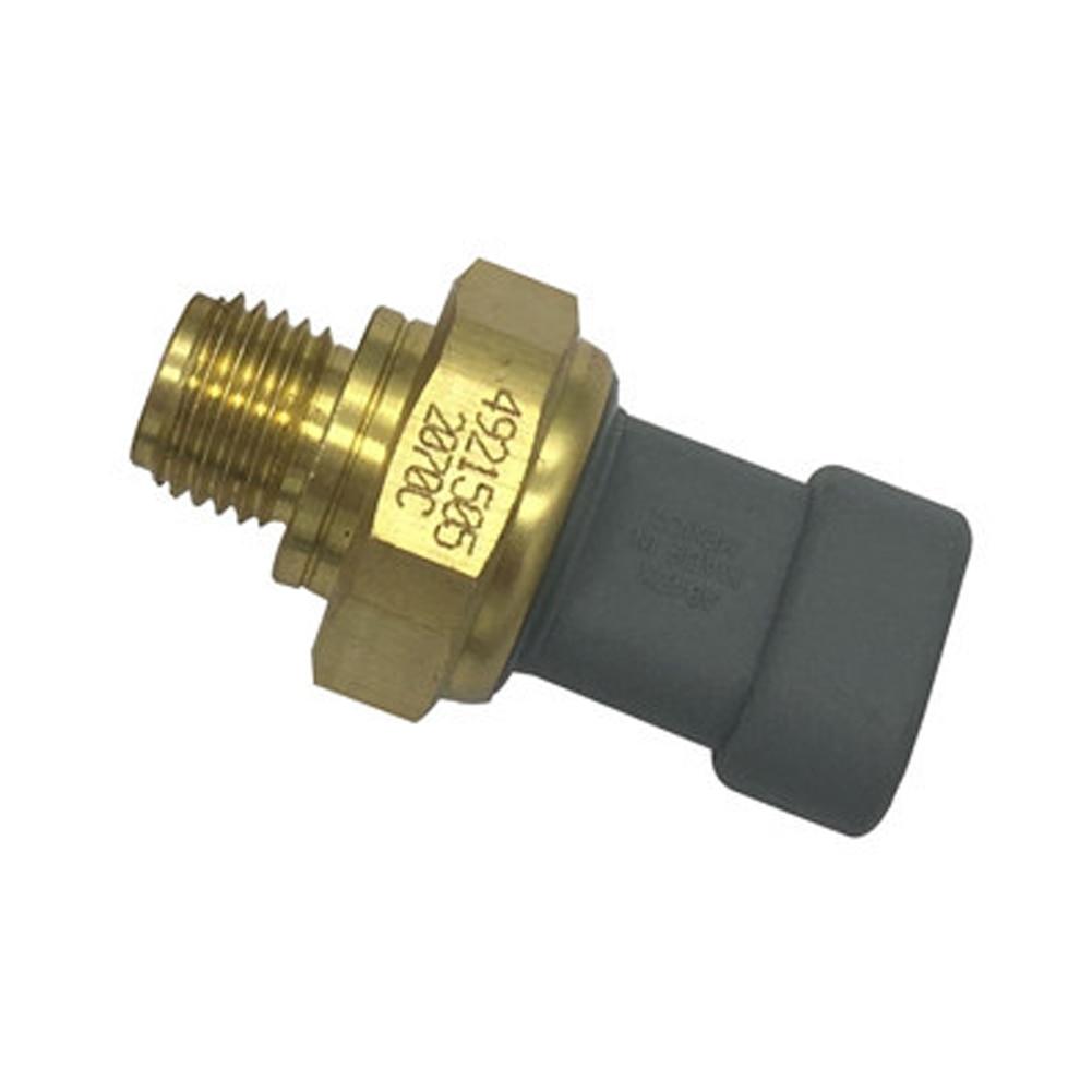 1Pc Turbocharger Boost Map Sensor Sender Fuel Pressure Sensor 24V engine Power Tool Accessories Fit for 4921505 1 pc nice 1 8 npt engine oil pressure sensor gauge sender 100