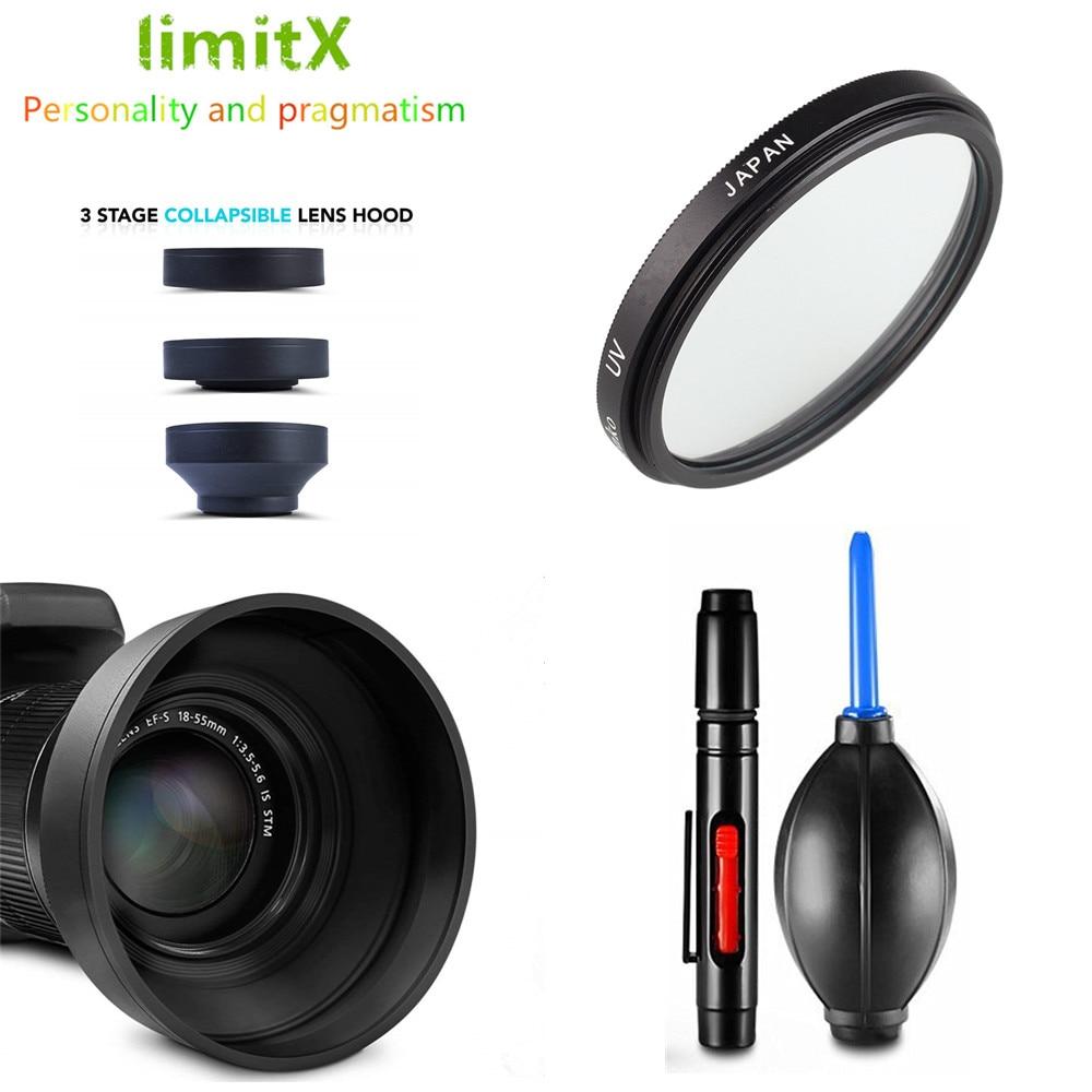 UV 1A Multicoated for Panasonic Lumix DMC-GH1 49mm Multithreaded Glass Filter Haze