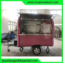 Mobile Ice Cream Food Trailer Burger Catering Van Food truck