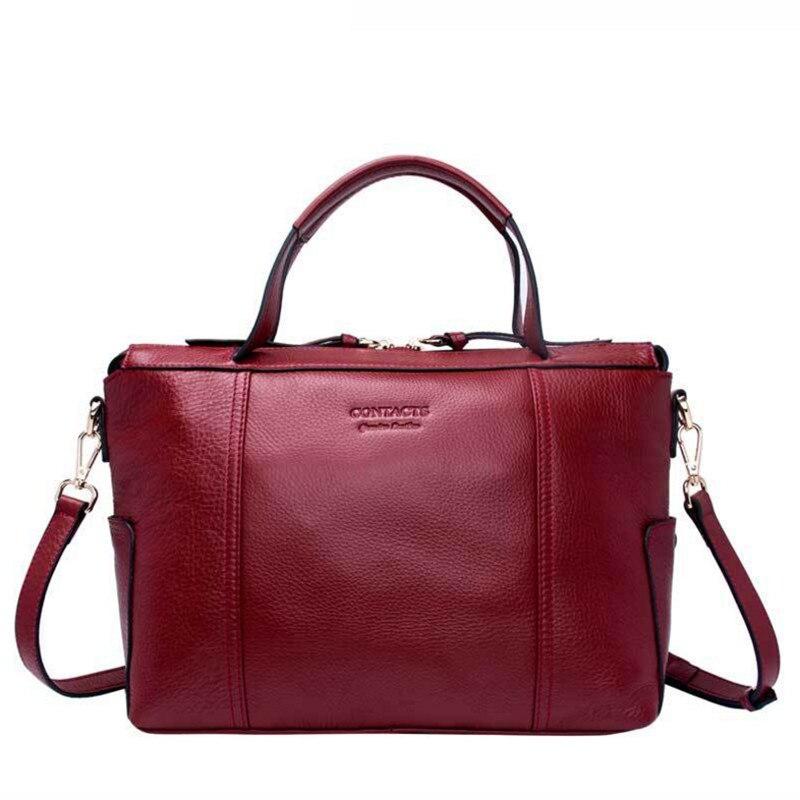 Female Bag Women Handbag Composite Messenger Bag Women Shoulder Bag Lady Genuine Leather Crossbody Bags For Women Cow - 2