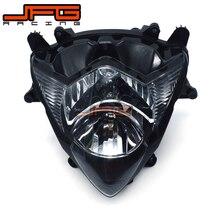 Farol dianteiro claro rua para suzuki gsxr1000 gsxr 1000 gsx1000r GSX R 2005 2006 2005 2006 k5 motocicleta