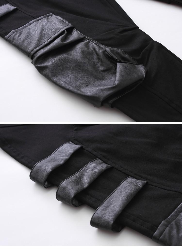 Leather Pants Dollar women 19