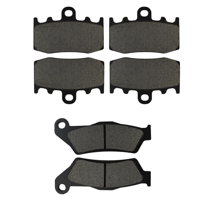 Motorcycle Parts Front & Rear Brake Pads Kit For BMW R1200GS 2007 2008 R1200RT (K26) R1200ST (K28) Adventure R1200S 2006-2008 free shipping front and rear brake pads set for bmw r1200gs 04 09 r1200rt 05 09 r1200st 03 08 r1200s 06 08 r1200r 06 09