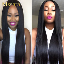 Rosa hair products Brazilian Virgin Hair with closure,Grade 7A Unprocessed 3 bundles Brazilian Straight Human Hair with Closure