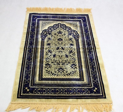 70 110cm Cashmere Ic Muslim Prayer Mat Salat Mus Rug Tapis Carpet Tapete