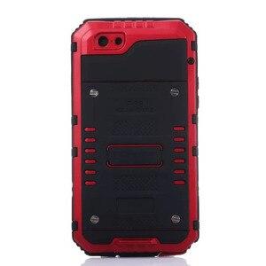 Image 5 - IP68 100% étanche sous marine natation 3 M plongée métal aluminium téléphone couverture étui pour iphone 6 6 s 7 plus étui pour iphone 8 Plus