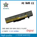 10.8 v 48wh original nueva batería del ordenador portátil para lenovo ideapad y480 g480 g580 v580 l11l6f01 l11l6r01 l11l6y01