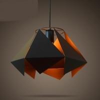Creative personality pendant lights wine shop modern minimalist art Lolita dining room pendant lamps diamond lamp GY304