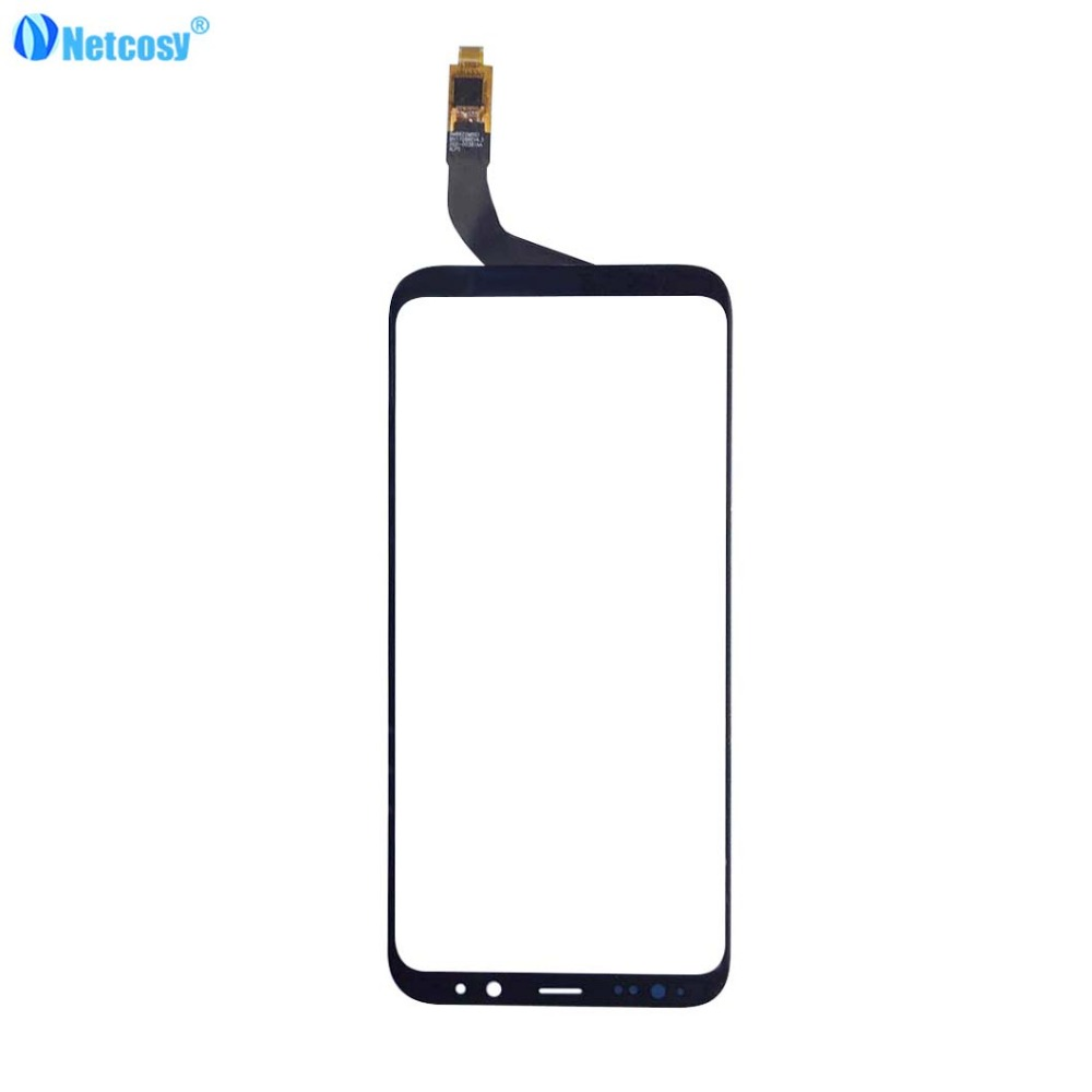 Netcosy Touchscreen For Samsung 8 plus Touch screen digitizer panel glass lens sensor replacement parts For S8 plus touch panel