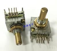 5PCS/LOT Import 20 shift rotary dial switch, code switch, 8 foot switch, logic encoder switch