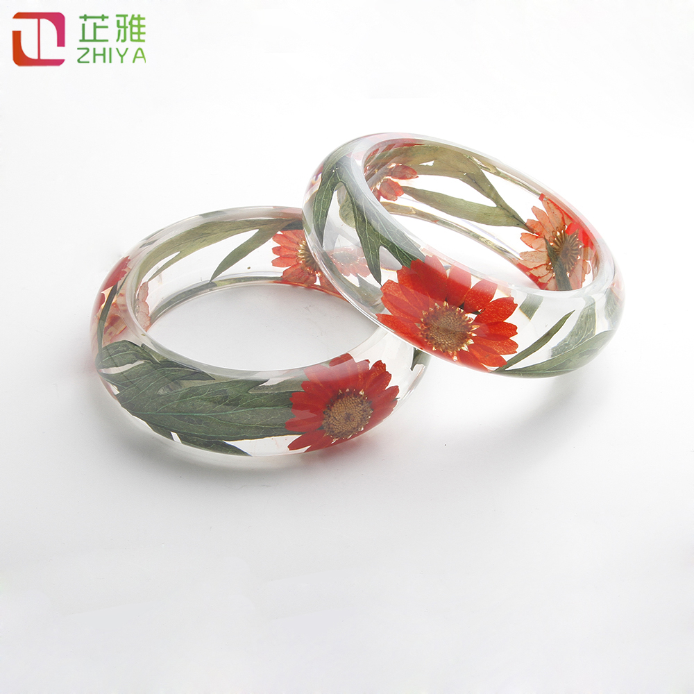 bracelet resin products forest bangles mix bangle