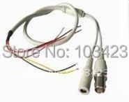 CMOS Board PC1089K Cabel, DC+BNC Cabel, free shippng