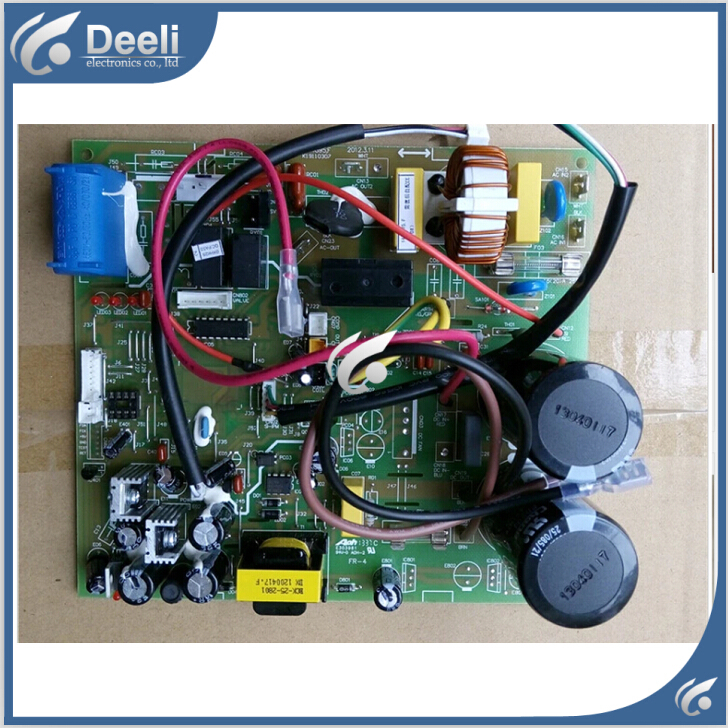 Подробнее о 95% new good working for air conditioning Computer board KFR-26W/27FZBPE pc board circuit board on sale 95% new for air conditioning computer board circuit board kfr 26 32 35g bp2dn1y f good working