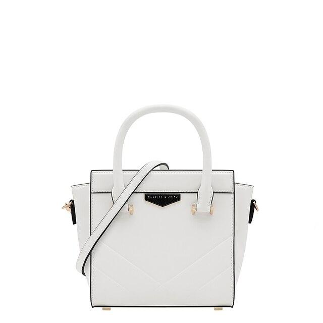 Charles Keith Ck2 50780059 Shoulder Bag Portable Handbag European And American Fashion
