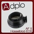 ª Ajustável Tripé AF Confirmar Terno Adaptador Para Hasselblad lente para canon e0s câmera 550d 500d 1000d 450d 60d 50d 40d