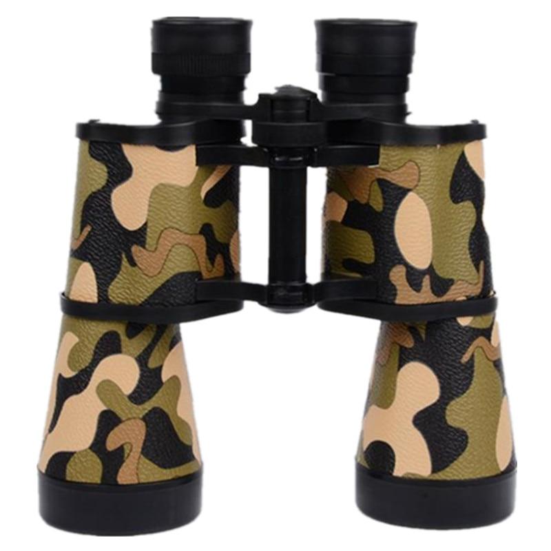 10X50 Binoculars BAK4 Professional Telescope Long Zoom Optical Hunting Tools Wide Angle Camping Vulcanized HD Binoculars10X50 Binoculars BAK4 Professional Telescope Long Zoom Optical Hunting Tools Wide Angle Camping Vulcanized HD Binoculars