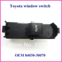 Power Window Regulator Switch Button for Toyota Crown GRS18# Majesta UZS18# 2003 84030 30070 84030 30070