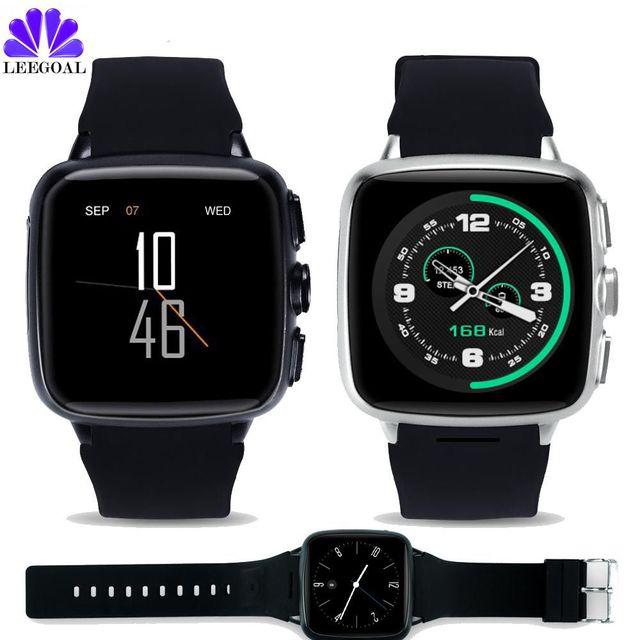 Bluetooth 4.0 ОС Android 5.1 Смарт часы GPS монитор сердечного ритма SmartWatch Водонепроницаемый SIM для телефона трекер сна женские
