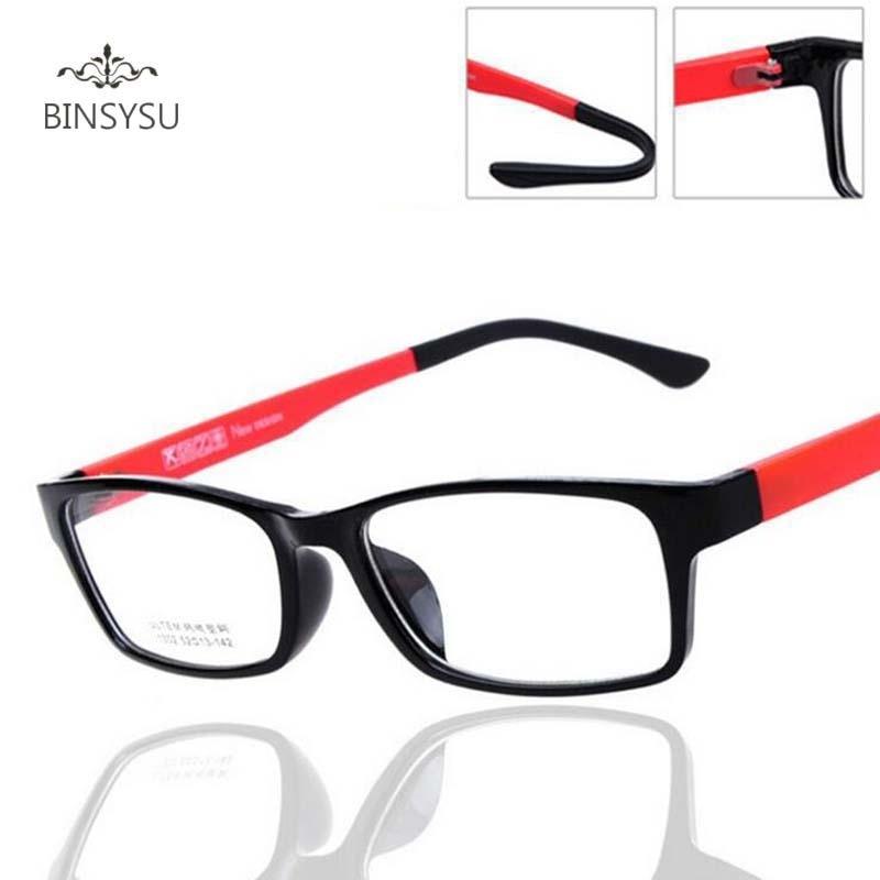 Modes plastmasas tērauds Mazs TR90 acu brilles rāmis sievietēm Vīriešu brilles Optiskās Moypia rāmji, 1302