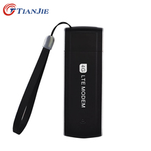 TIANJIE4G LTE 100Mbps  Unlocked Universal Portable USB Modem Network Adapter 3G 4G SIM Card  Dongle modem