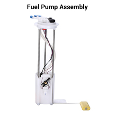 Fuel Pump Assembly For 99-04 Chevrolet GMC Silverado Sierra Pickup Truck E3500M