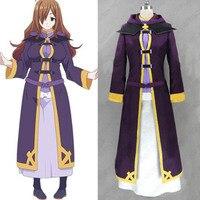 Kono Subarashii Sekai ni Shukufuku wo wiz Cosplay Costume Custom Made